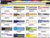 29 thèmes pour habiller Google Chrome