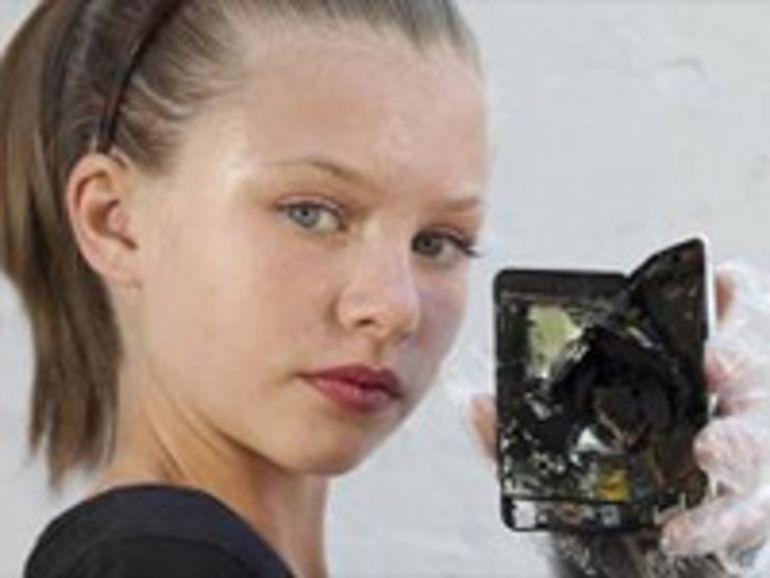 Explosion d'iPhone, la suite