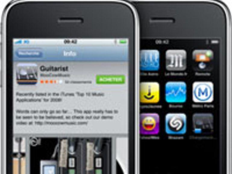 L'iPhone compatible 4G actuellement en phase de test