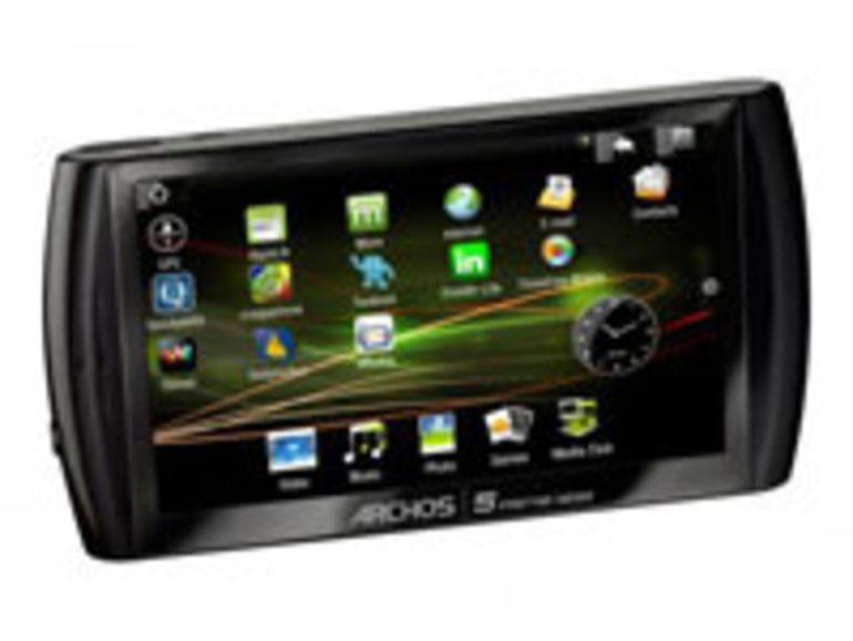 Archos : une tablette Android et bientôt un téléphone