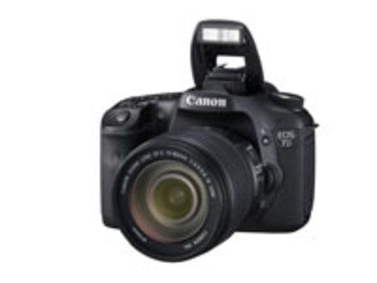 Nouveau Reflex pour Canon : EOS 7D