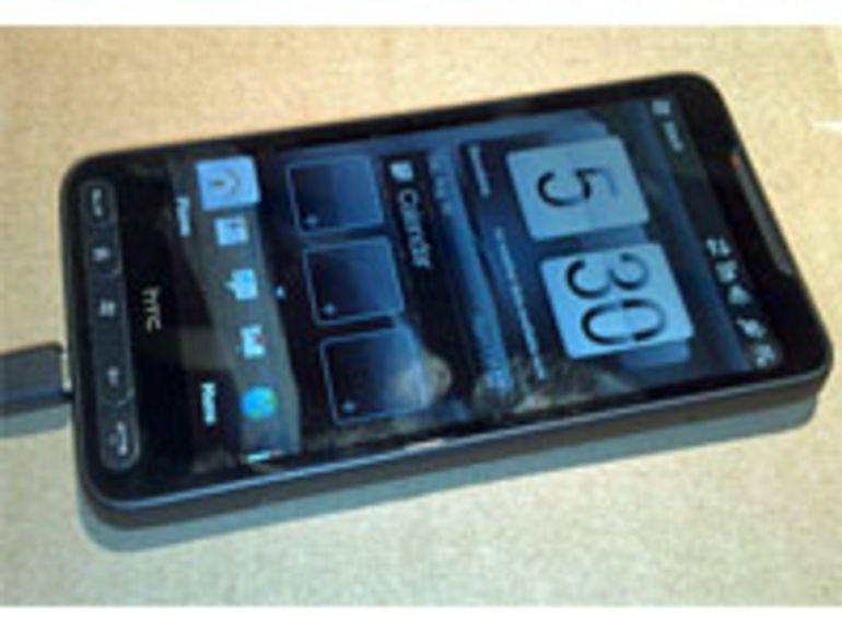De nouvelles photos du Leo, le smartphone grand format de HTC