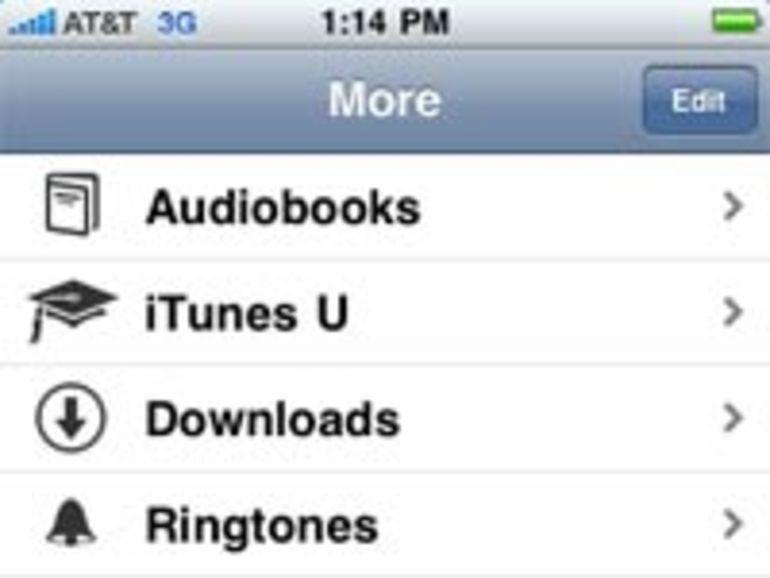 Le firmware iPhone 3.1 pose quelques problèmes