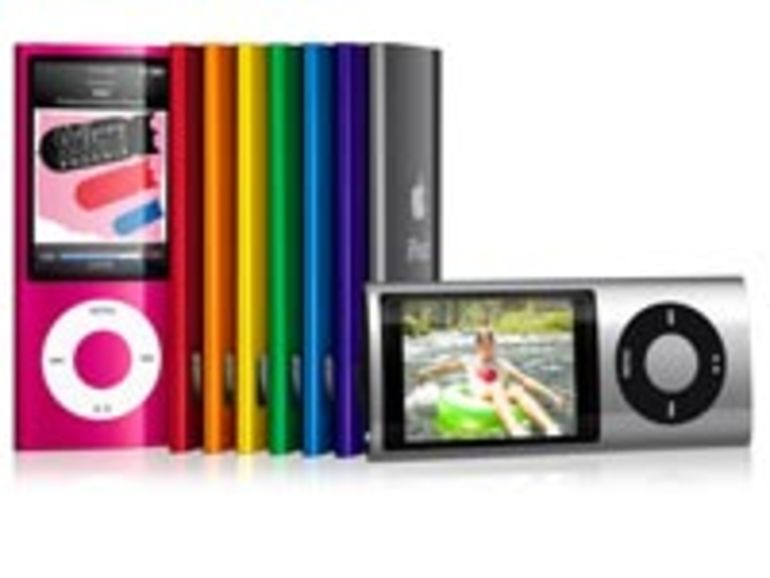 Apple renouvelle ses iPod et iTunes