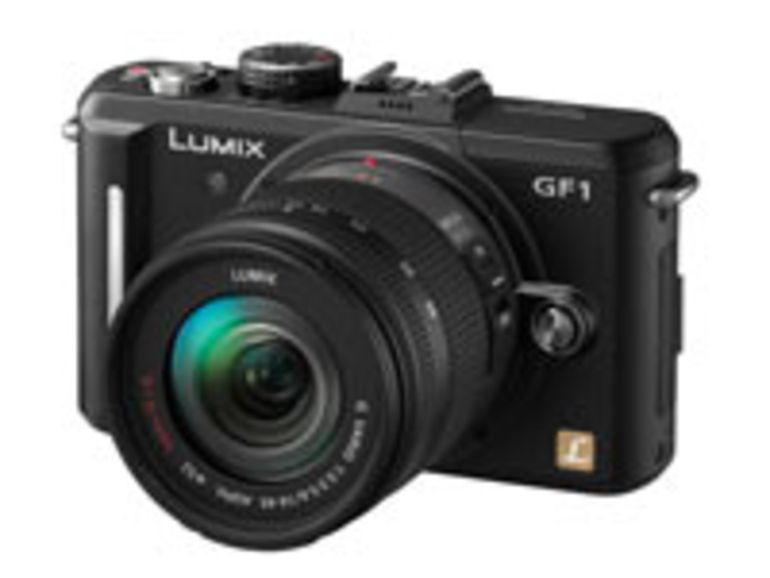 Lumix GF1, la réponse de Panasonic au Pen E-P1