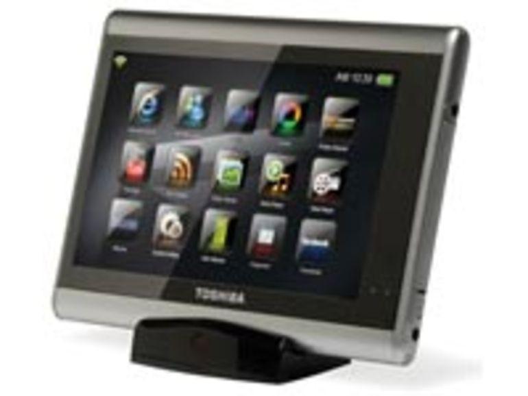 Toshiba dévoile le JournE Touch, sa première tablette Internet