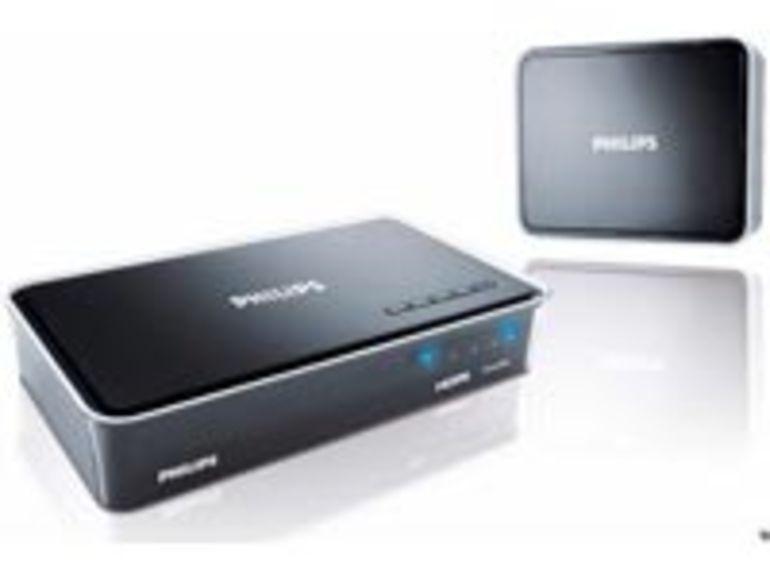 Philips lance le HDMI sans fil