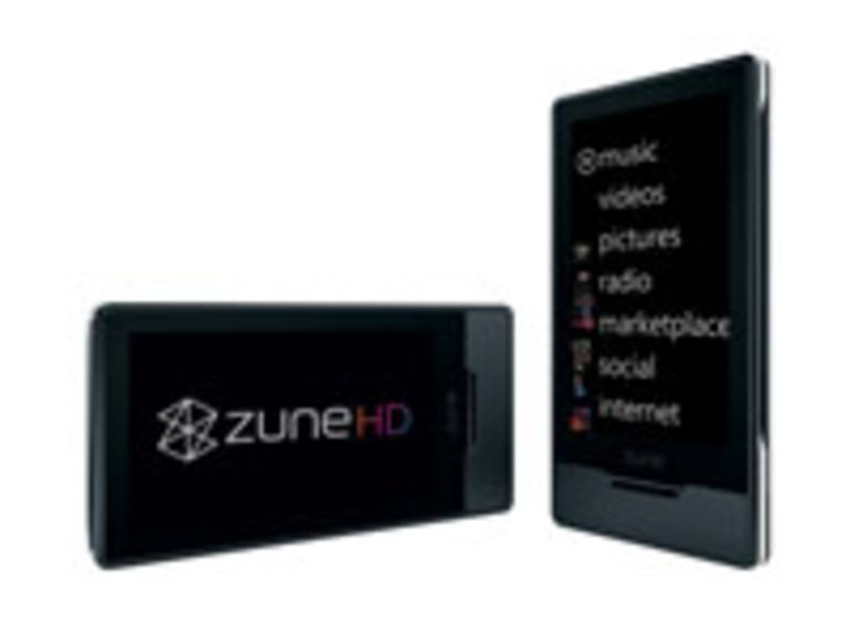 Le Zune HD fait ses débuts aux Etats-Unis
