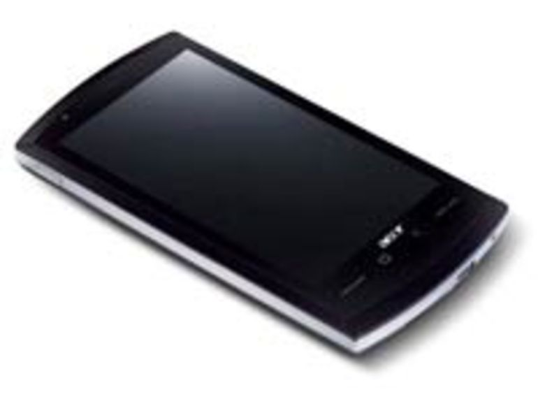 Acer lance Liquid, son smartphone Android