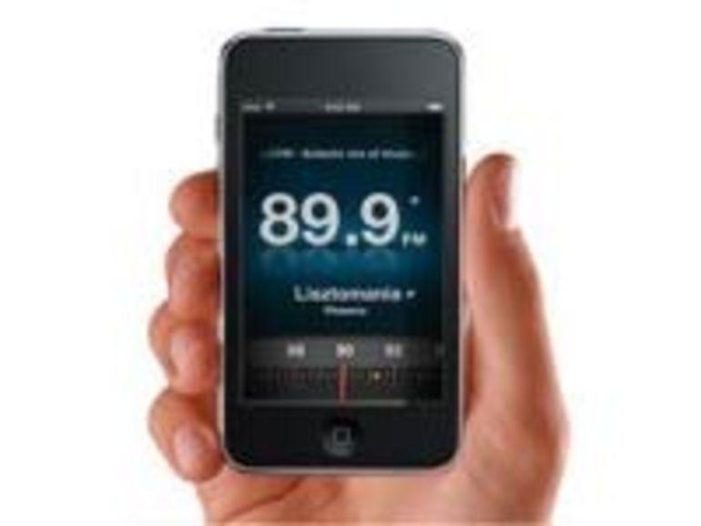 La radio bientôt dans l'iPhone et l'iPod touch ?