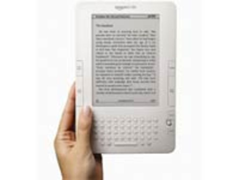 Le Kindle arrive en Europe le 19 octobre