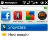 Windows Mobile 6.5 : Windows Marketplace disponible