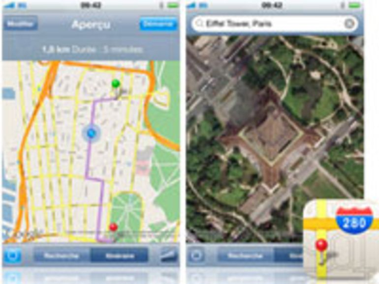 Nomao iPhone : la réalité augmentée gratuitement sur l'iPhone