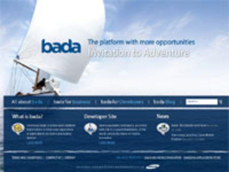 Bada, le système d'exploitation pour smartphone de Samsung sortira début 2010