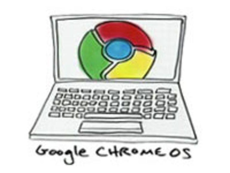 Chrome OS arrive l'année prochaine pour les netbooks