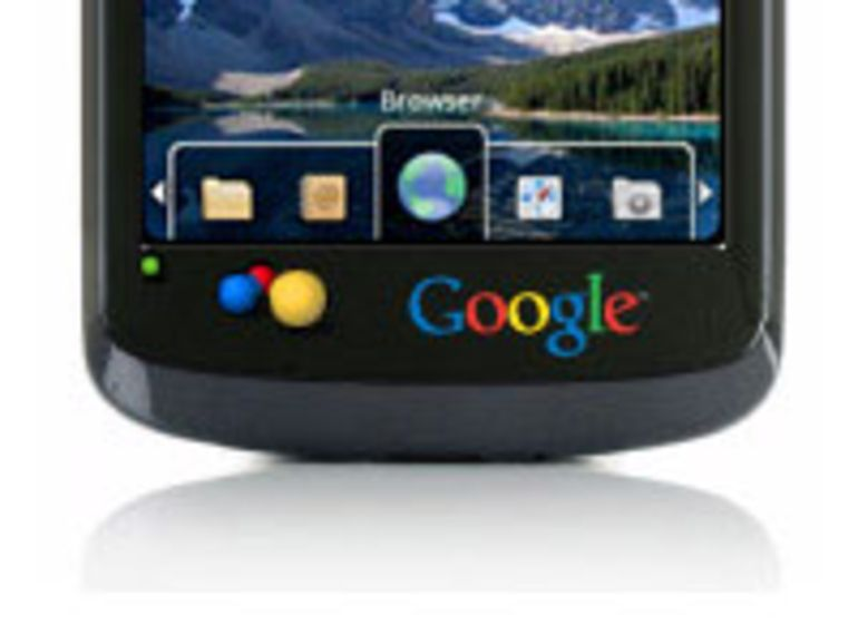 Le Google Phone dévoilé début 2010 ?