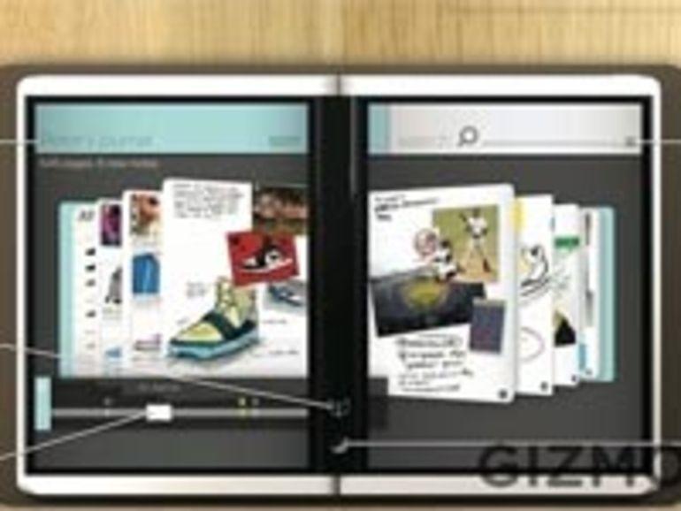 CES 2010 - La tablette internet Courier de Microsoft pourrait être dévoilée