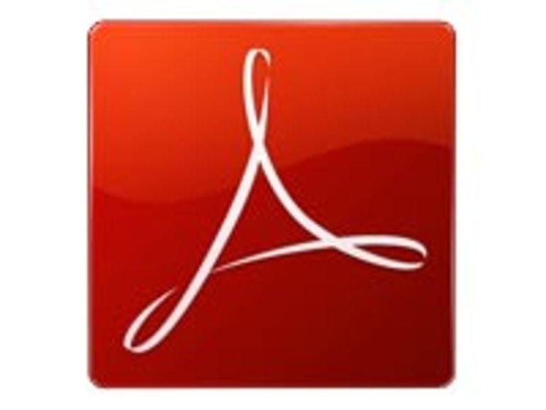 Adobe Reader X est disponible