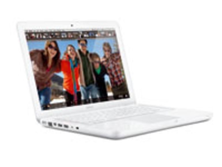 Apple MacBook blanc unibody