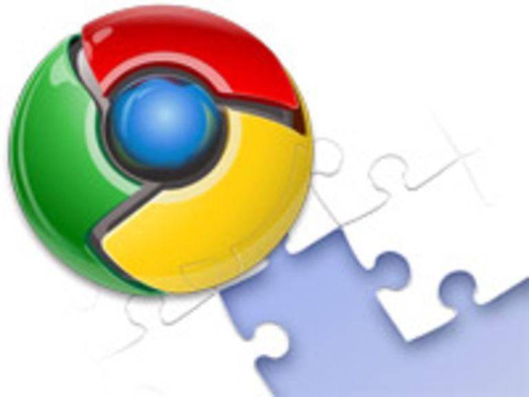 Google Chrome : des extensions, une bêta 4 pour Mac et Linux