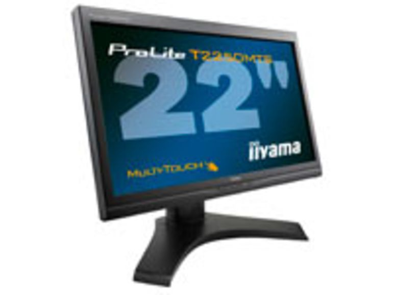 Iiiyama lance son premier moniteur tactile : ProLite T2250MTS-B1