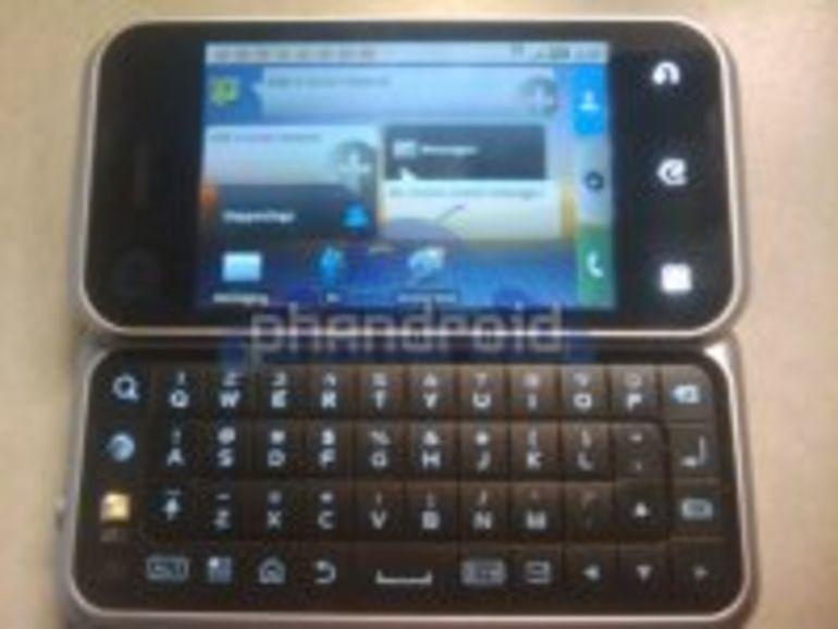 Motorola Enzo : les premières images du successeur du Droid
