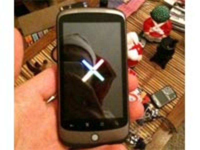 Le Google Phone existe, il s'appelle Nexus One