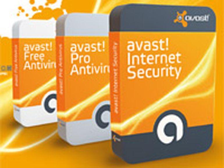Avast! 5.0 en version finale : nouveautés et téléchargement