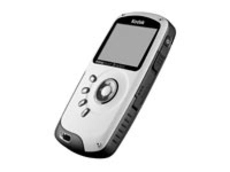 CES 2010 - Kodak PlaySport Zx3, un caméscope à mémoire flash waterproof