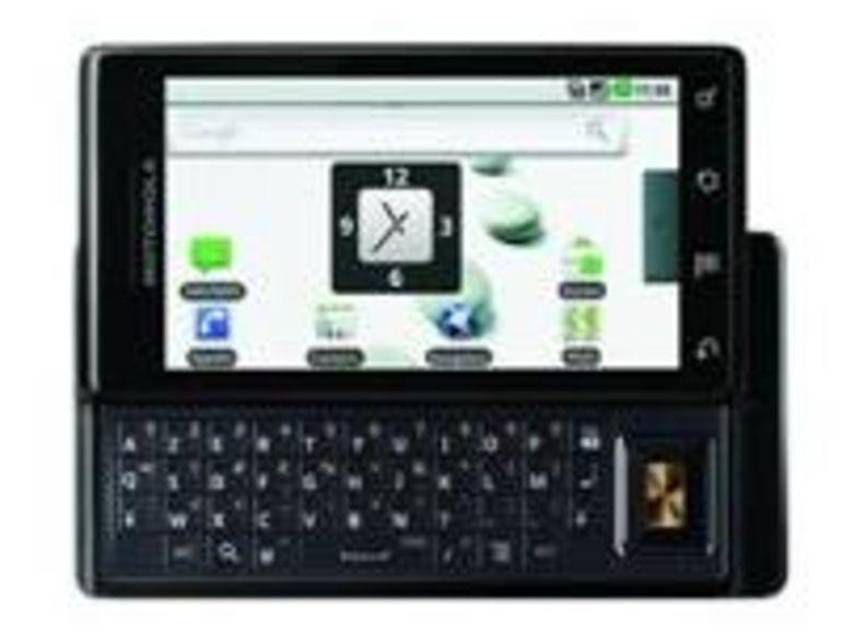 Android 2.1 et le multitouch au programme de la mise à jour du Motorola Droid