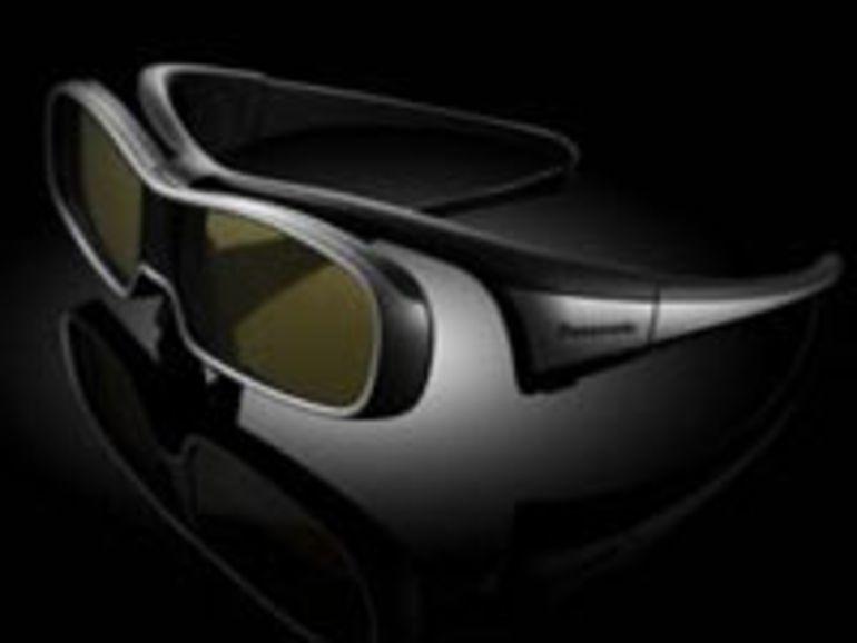 CES 2010 - Panasonic lève le voile sur sa 3D