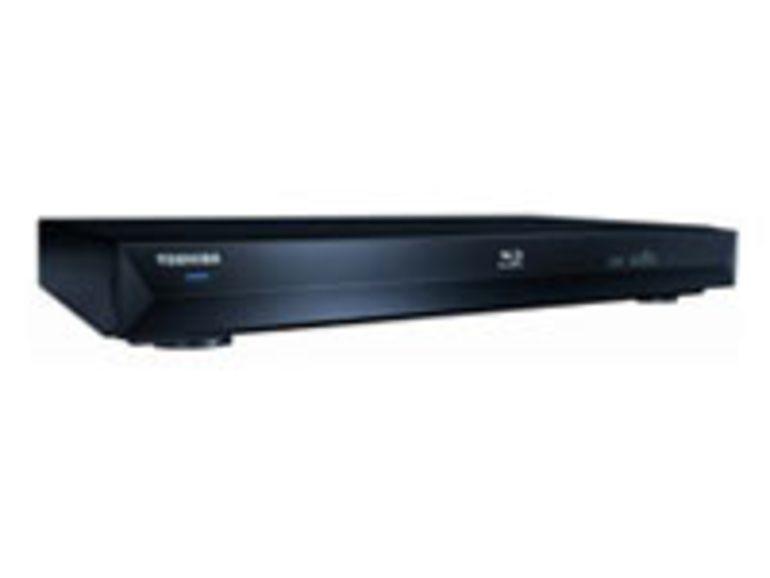 CES 2010 - Toshiba présente 3 lecteurs Blu-ray