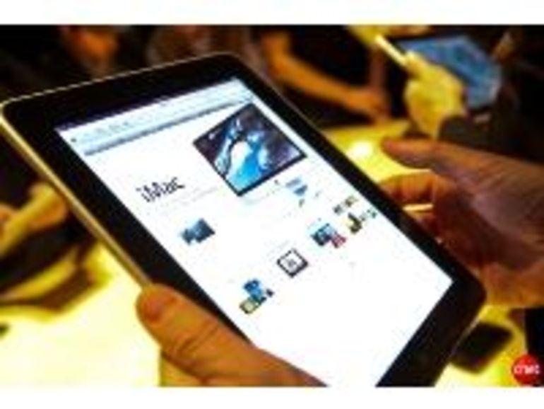iPad : déballage et test en vidéo