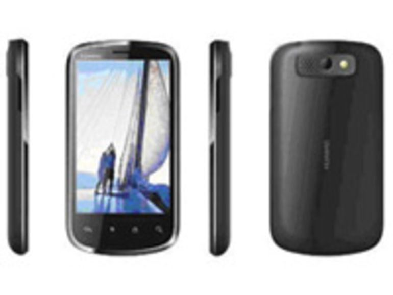 MWC 2010 - U8800, premier smartphone Android et HSPA+ pour Huawei