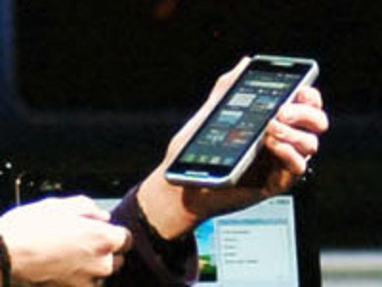MWC 2010 - LG présente trois mobiles : LG mini GD880, GT540, GW990