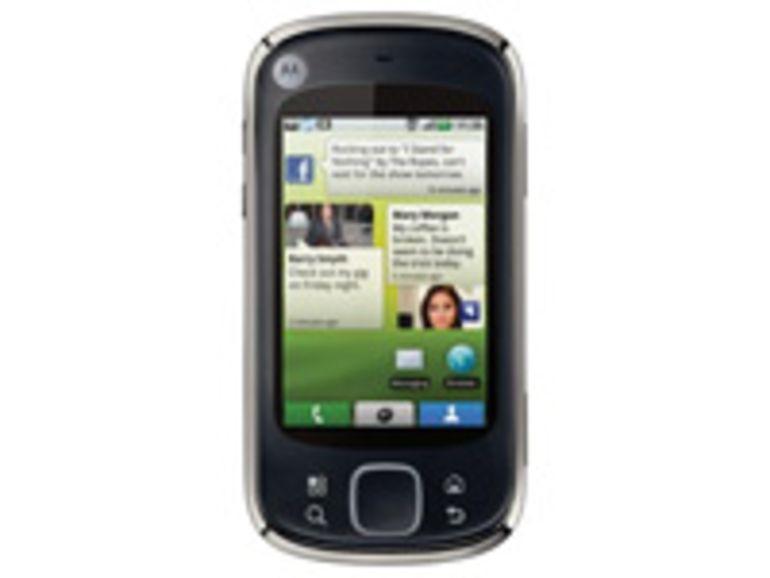 MWC 2010 : Motorola dévoile le Quench, petit frère du Milestone