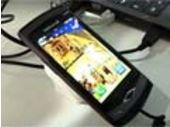 MWC 2010 - Samsung Wave sous Bada OS en vidéo