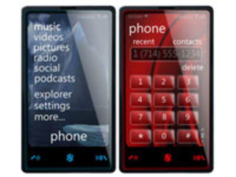 MWC 2010 - Le Zune Phone sous Windows Mobile 7 présenté au Mobile World Congress