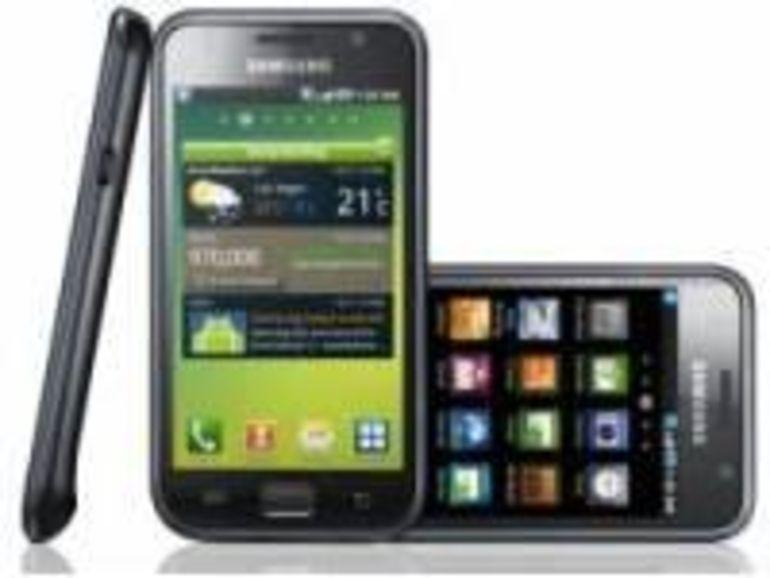 Samsung Galaxy S : un peu d'Ice Cream Sandwich dans la mise à jour