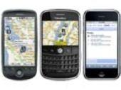La recherche vocale disponible sur Google Maps pour Windows Mobile et Symbian S60