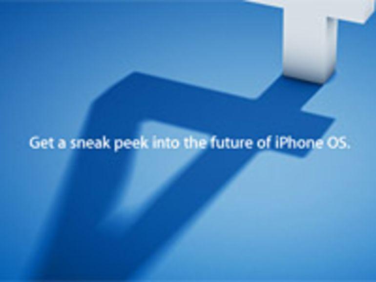 Apple présentera le nouvel iPhone OS 4.0 jeudi 8 avril
