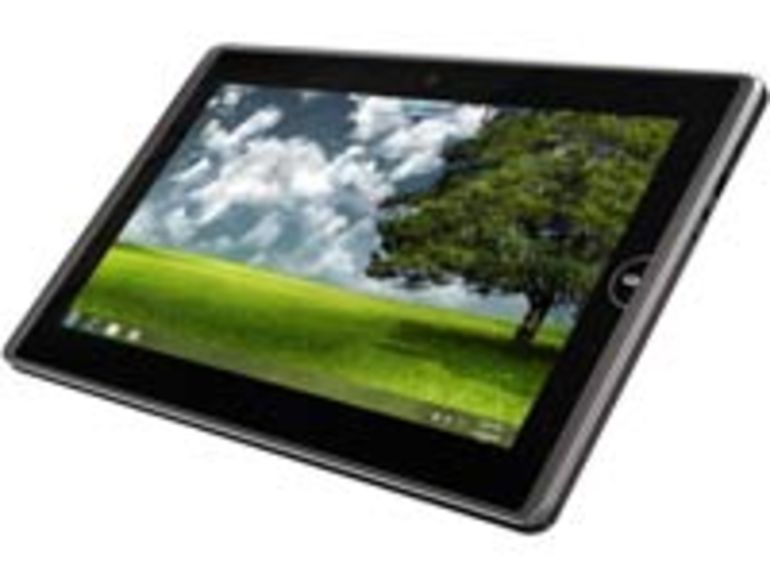 CES 2011 : Asus arrive avec sa tablette Eee Pad sous Windows 7