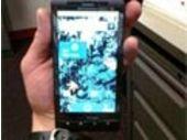 Le prototype du Motorola Droid Shadow égaré