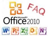 FAQ Office 2010 : prix, versions, mise à niveau, Web apps...