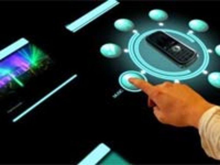 AtracTable: Sony veut concurrencer Microsoft sur le segment des tables tactiles