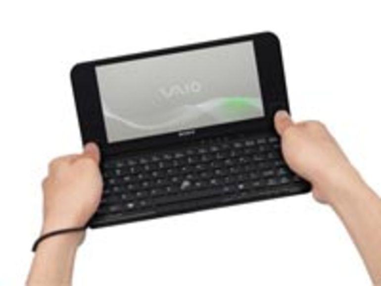 Le Vaio P s'enrichit d'un accéléromètre et d'un touchpad