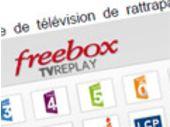 Free TVREPLAY : les programmes de 33 chaines à revoir sur Freebox