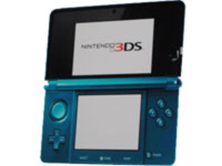 La Nintendo 3DS sera commercialisée en mars 2011
