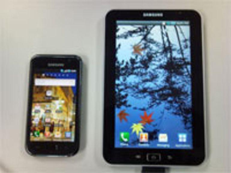 Galaxy Tab et YP-MB2 : Samsung réplique à l'iPad et à l'iPod touch