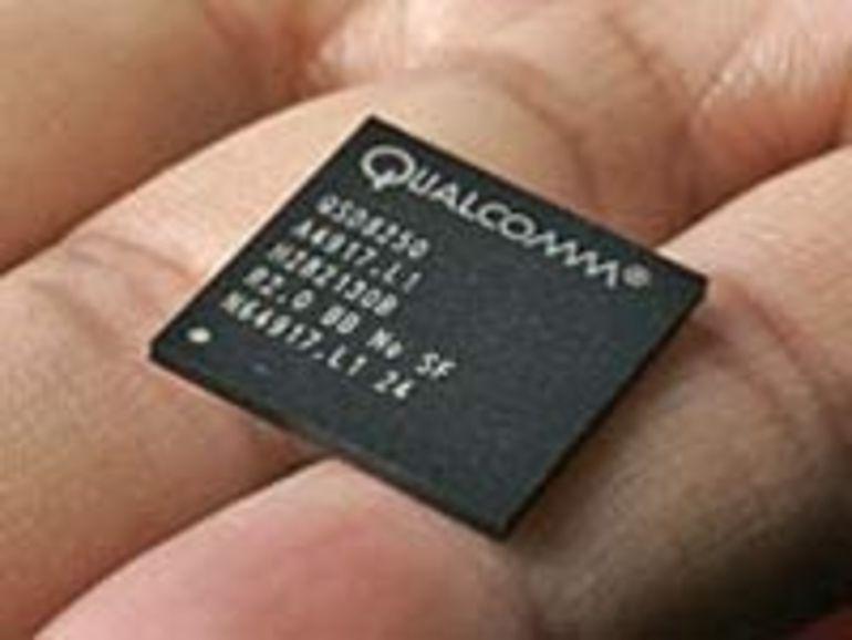 Qualcomm dévoile des puces Snapdragon double cœur pour les smartphones